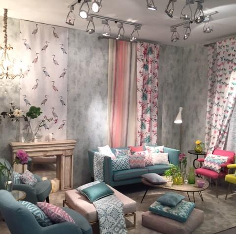 """Didžiausia tarptautinė tekstilės paroda """"Heimtextil 2017"""""""