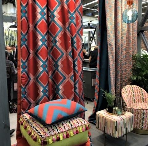 Didžiausia tarptautinė tekstilės paroda ,,Heimtextil 2019″